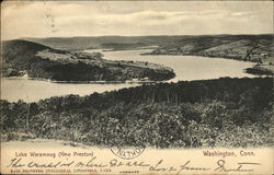 Lake Waramaug (New Preston)