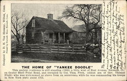 "The Home of ""Yankee Doodle"""