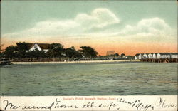 Dorlon's Point, Norwalk Harbor Postcard