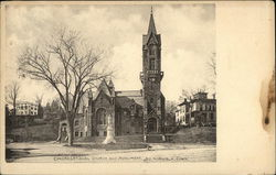 Congregational Church and Monument