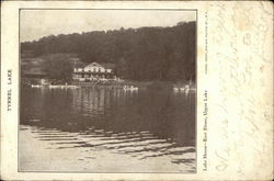 Lake House - East Shore, Upper Tyrrel Lake