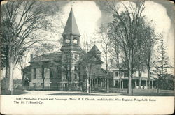Methodist Church and Parsonage - Third M.E. Church