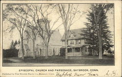 Episcopal Church and Parsonage