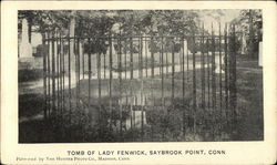Tomb of Lady Fenwick
