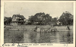 Bungalow Court, Short Beach