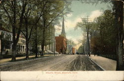 Atlantic Street Postcard