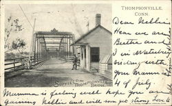 Suffield and Thompsonville Bridge