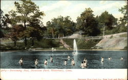 Swimming Pool, Hamilton Park