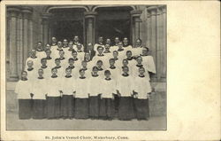 St. John's Vested Choir
