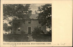 Birthplace of Noah Webster