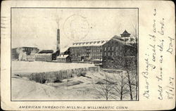 American Thread Co., Mill No. 2