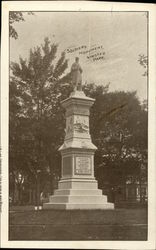Soldiers Monument, Winsted Park