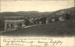 View of Valley From Soldier's Memorial