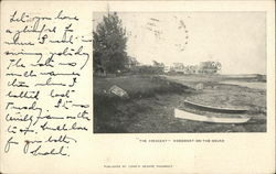 The Crescent, Woodmont-on-the-Sound Postcard
