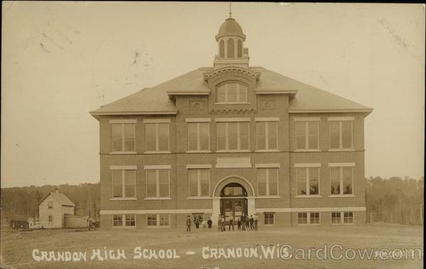 Crandon High School Wisconsin