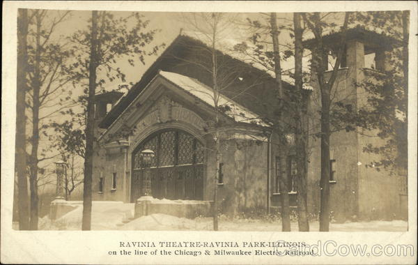 Ravinia Theater, Ravinia Park Highland Park Illinois