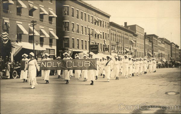 150th Anniversary Parade June 14, 1916 Concord New Hampshire
