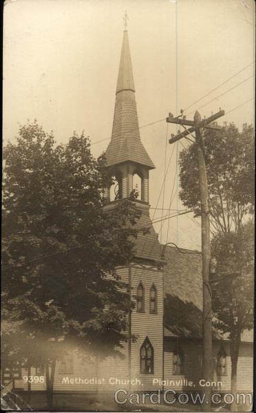 Methodist Church Plainville Connecticut