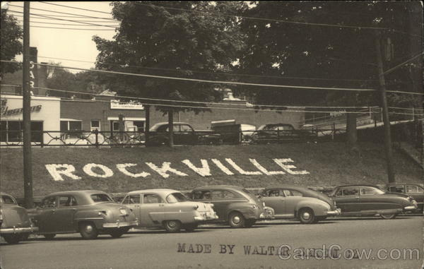 Photo of Cars and the word Rockville