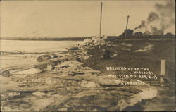 Breaking Up of the Missouri - April 2, 1913
