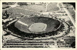 New Years Day Football Game at the Rose Bowl