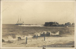 "Wreck of the ""Nantasket"""