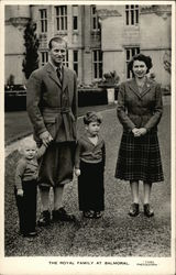 The Royal Family at Balmoral