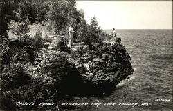 Cabot's Point, Sturgeon Bay, Door County, Wis.
