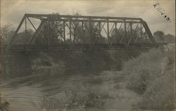 Railroad Bridge over Rouge River