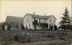 Farm Residence of Stanley Ketchel