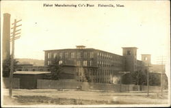 Fisher Manufacturing Co's Plant