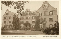 Pearsons Hall, Mt. Holyoke College