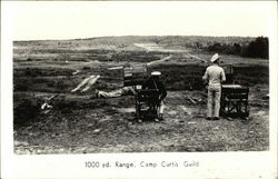 1000 yd Range, Camp Curtis Guild