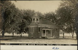 Cross Roads School near Agency