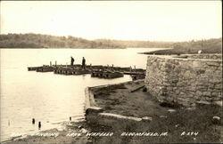Boat Landing, Lake Wapello
