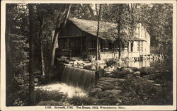 Sawmill and Tea House