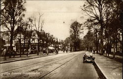 The Avenue Postcard
