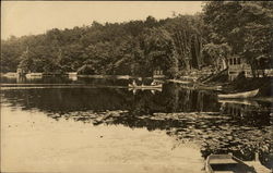 Popolatic Lake - Lake and Cottages