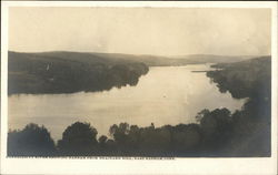Connecticut River showing Haddam from Brainard Hill