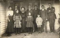 Antique Family Photograph