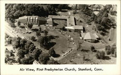 Air View, First Presbyterian Church