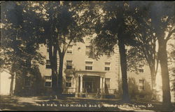 The New Old Middle Bldg Postcard