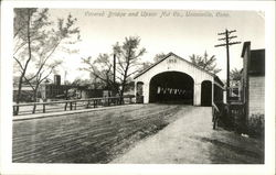 Covered Bridge and Upson Nut Co.