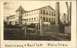 Heminway & Bartlett Silk Co.