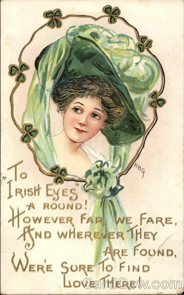 Irish Eyes St. Patrick's Day