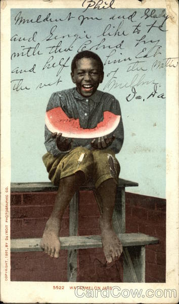 Watermelon Jake Black Americana