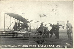 International Aviation Meet Chicago, August 1911