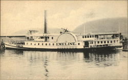 Photo of riverboat named EMELINE