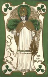 St Patrick's Day Greetings