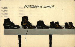 Everybody is doing it... Shoes